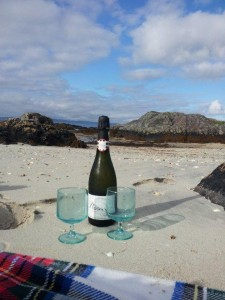 self-catering accommodation Arisaig, holiday accommodation Arisaig, Rhu Cottage